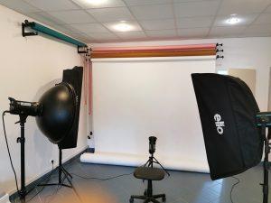 system niezależnych teł fotograficznych